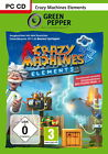 Crazy Machines: Elements (PC, 2012, DVD-Box)