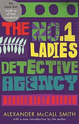 Very Good McCall Smith, Alexander, The No. 1 Ladies' Detective Agency, Paperback