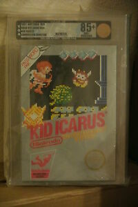 Kid-Icarus-Nintendo-NEW-NM-VGA-Q85-CHT-GOLD-NINTENDO-SEAL-Non-Rev-A-WOW