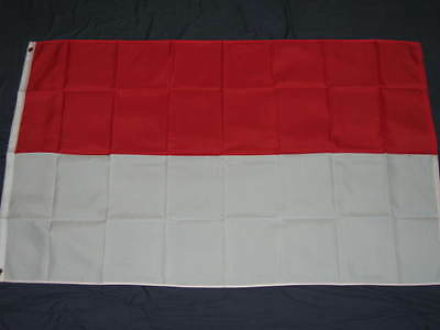 NEW 3X5 INDONESIA FLAG 3'X5' FOOT FLAGS INDONESIAN F652