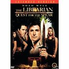 The Librarian: Quest for the Spear (DVD, 2005)