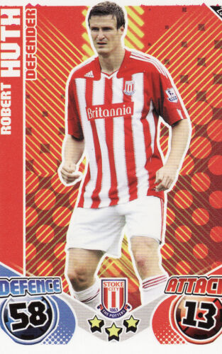 Match Attax 10//11 Stoke Cards Pick Your Own From List