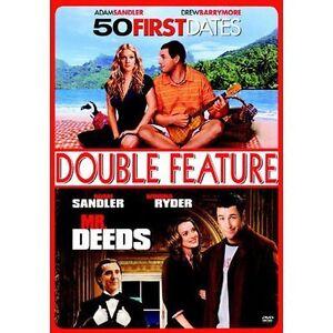 50-First-Dates-Mr-Deeds-2-Pack-DVD-2005-2-Disc-Set