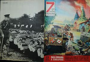 034-7-ANNI-DI-GUERRA-N-22-25-APR-1956-034-DALLA-BIRMANIA-A-SINGAPORE