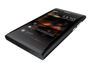 Wie-NEU-Nokia-N9-00-Schwarz-Ohne-Simlock-Smartphone-N9-00-16GB-BLACK