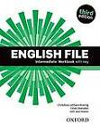 English File: Intermediate: Workbook with Key by Oxford University Press (Paperback, 2013)