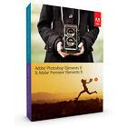 Adobe Elements 11 & Premiere Elements 11 (Retail) (1 User/s) - Full Version for Windows & Mac 65192903
