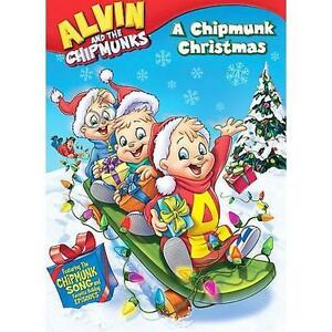 image is loading new alvin and the chipmunks a chipmunk christmas - Chipmunks Christmas