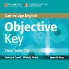 Objective Key Class Audio CDs (2) by Annette Capel, Wendy Sharp (CD-Audio, 2012)