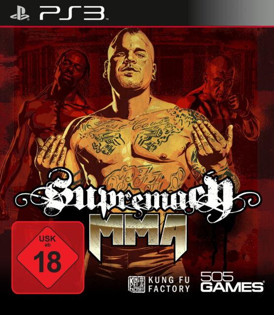 Supremacy MMA (Sony PlayStation 3, 2011)