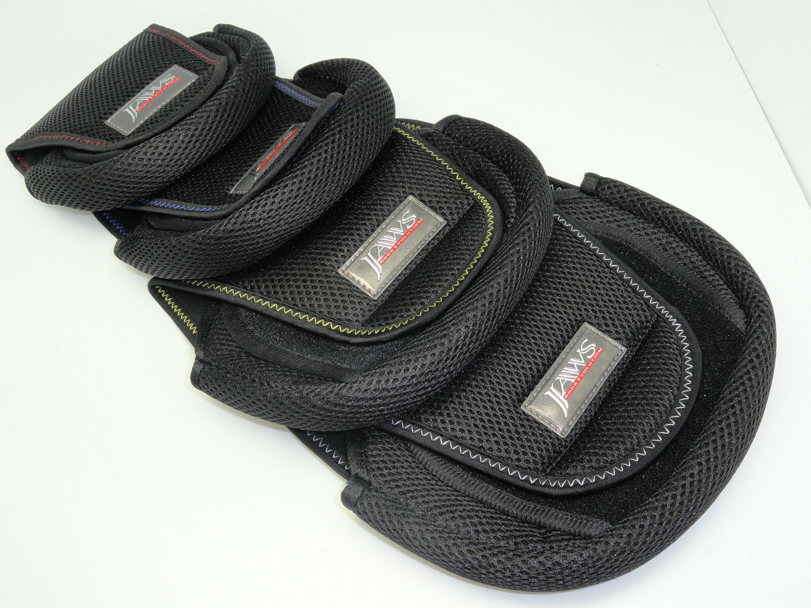 4 JAWS SPINNING Pouch Dimensione S M L XL FOR Accurate SR 6 12 20 30 Van Staal reel