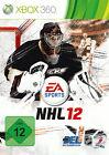 NHL 12 (Microsoft Xbox 360, 2011, DVD-Box)