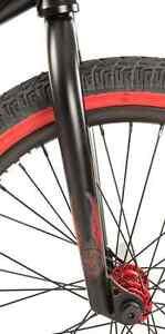 SUBROSA-MALUM-BMX-BIKE-BICYCLE-FORKS-30mm-100-CHROMOLY-SHADOW-MATTE-BLACK-NEW