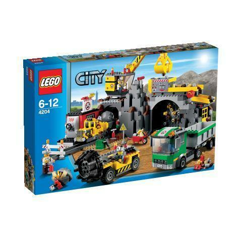 Lego City The Mine (4204) New