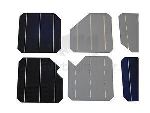 1KW-MONO-Crystalline-6x6-Solar-Cells-CHIPPED-CORNERS-for-DIY-Solar-Panel-156mm