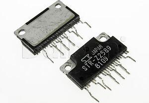 STRZ2589-Original-Pulled-Sanken-Integrated-Circuit-STRZ2589
