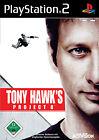 Tony Hawk's Project 8 (Sony PlayStation 2, 2006, DVD-Box)