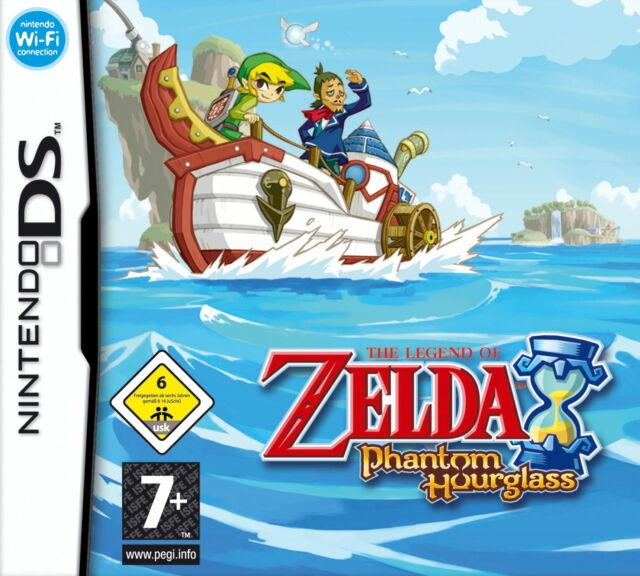 NEUWERTIG The Legend of Zelda: Phantom Hourglass (Nintendo DS)