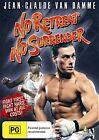 No Retreat, No Surrender (DVD, 2013)