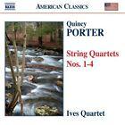 Quincy Porter - : String Quartets Nos. 1-4 (2007)