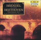 Ludwig van Beethoven - Alfred Brendel Plays Beethoven Piano Sonatas, Vol. 1 (1999)