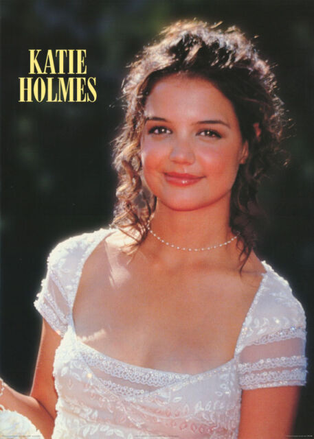 POSTER -TV/ MOVIE ACTRESS: KATIE HOLMES -  FREE SHIPPING ! #PF2138  LC30 O
