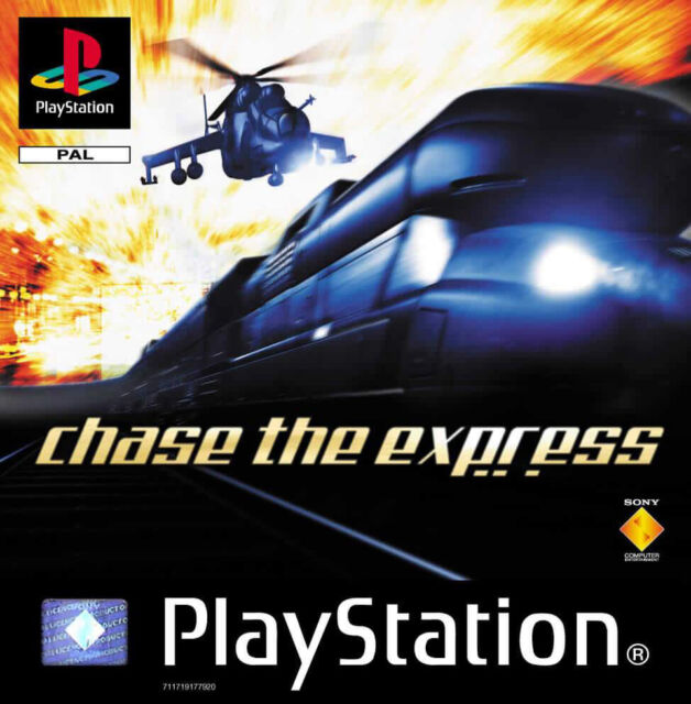 Chase The Express (Sony PlayStation 1, 2000)