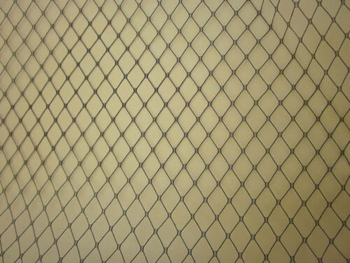 Birdcage Veil Netting Wedding Hat Fascinator Millinery Craft 6 Color to Choose