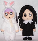 Mezco Living Dead Dolls Creepy Cuddlers Sadie and Eggzorcist Plush Series 1 Set Of 2
