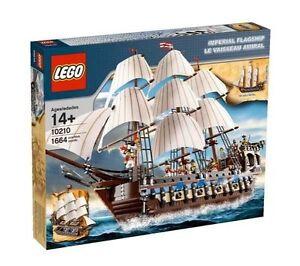 stock photo lego pirates imperial flagship 6271 - Lego Pirate