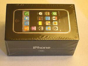 RARE-COLLECTORS-VINTAGE-BOX-SET-Apple-iPhone-1st-Gen-8GB-1G-2G-STUNNING