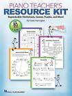 Piano Teacher's Resource Kit by Karen Harrington (Paperback, 2010)
