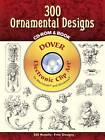 440 Ornamental Designs by Dover Publications Inc (Mixed media product, 2007)