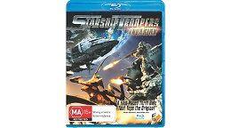 Starship Troopers - Invasion (Blu-ray, 2012)