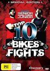 American Chopper - Senior Vs Junior - Top 10 Fights And Bikes (DVD, 2012)