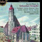 Sebastian Knupfer - Sacred Music by Sebastian Knüpfer (2011)