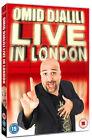 Omid Djalili - Live In London (DVD, 2009)