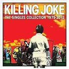 The  Singles Collection: 1979-2012 [Digipak] by Killing Joke (CD, May-2013, 2 Discs, Spinefarm Records)