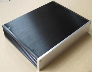 2806-Aluminum-Preamplifier-Enclosure-DAC-Case-Amplifier-Chassis-AMP-BOX