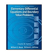Elementary Differential Equations with Boundary Value Problems, 5th Edition