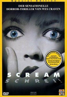 Scream - Schrei! - Special Edition / DVD #8217