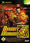 Dynasty Warriors 3 (Microsoft Xbox, 2002, DVD-Box)