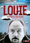 Louie: The Complete First Season (Blu-ray/DVD, 2011, 2-Disc Set, DVD/Blu-ray)