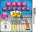 Word Wizards (Nintendo 3DS, 2013, Keep Case)
