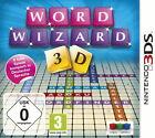 Word Wizards (Nintendo 3DS, 2013, Keep Case)