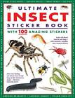 Ultimate Insect Sticker Book: With 100 Amazing Stickers by Anness Publishing (Pamphlet, 2014)