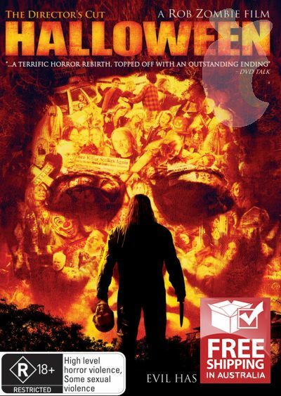 Halloween (DVD, 2001)