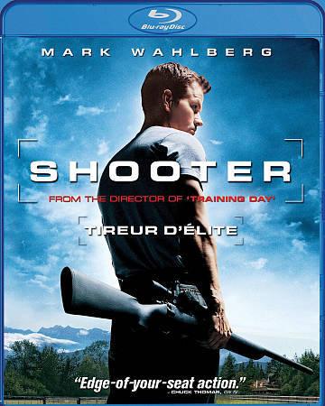 Shooter (Blu-ray Disc, 2013, 2-Disc Set, Canadian)
