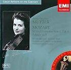Mozart: Violin Concertos Nos. 1, 2 & 4; Adagio in E (2004)