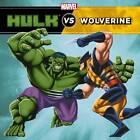 Hulk Vs Wolverine by Clarissa Wong (Paperback, 2013)
